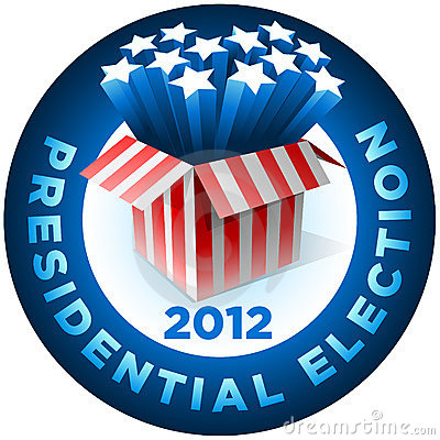 Presidential Election Badge
