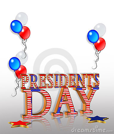 Presidents Day Background