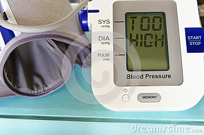 Pressão sanguínea