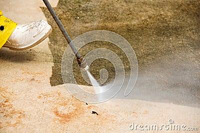 Pression de nettoyage