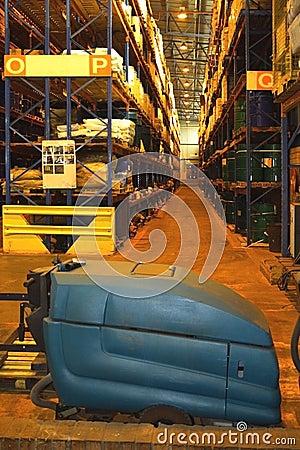 Pressure Cleaner In Warehouse