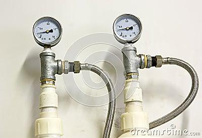 Pressure gauge 2