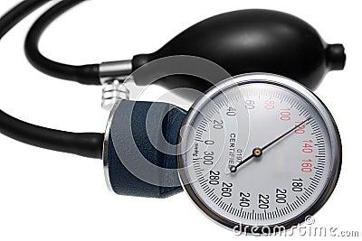 Pressure Gauge and Air Pump