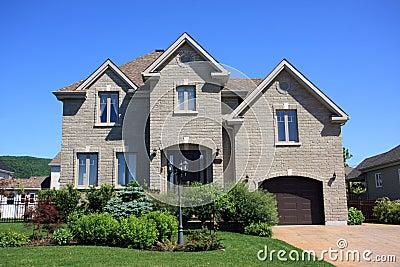 Prestige new house