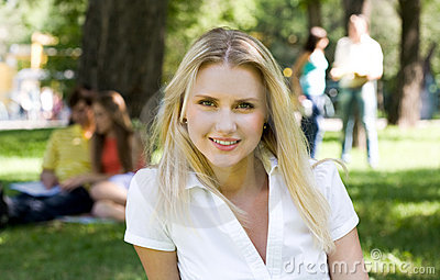 Pretty blonde