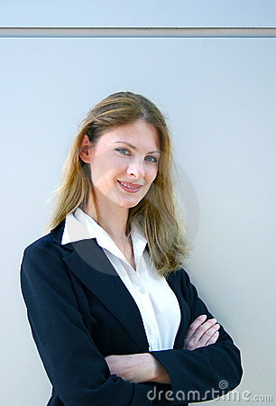 Pretty Businesswoman-2
