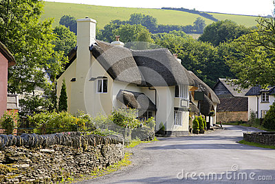 Pretty Exmoor house