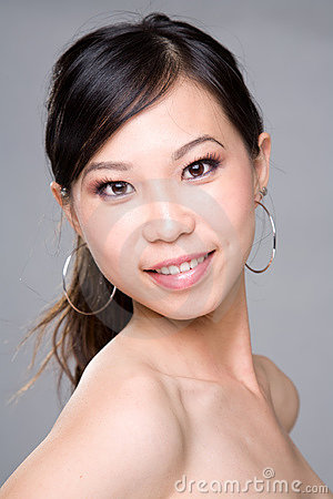 Free Pretty Face Royalty Free Stock Photos - 4475068