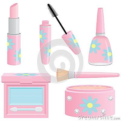 Pretty Feminine Cosmetics