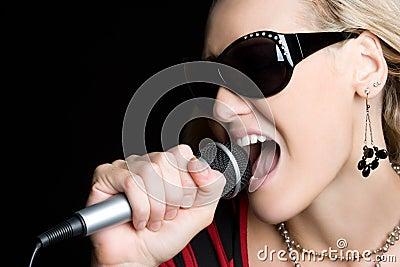 Pretty Girl Singing