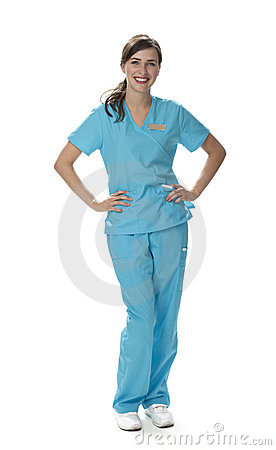 Pretty Healthcare Worker