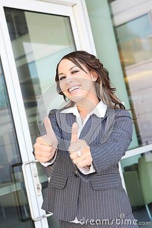 Free Pretty Hispanic Business Woman Royalty Free Stock Photography - 6383287