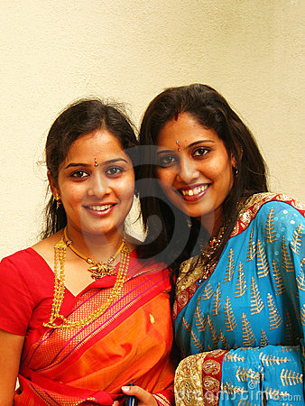 Pretty Indian Sisters