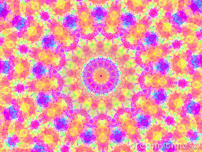 Pretty kaleidoscope