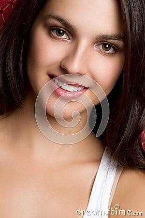 Pretty Smile Girl