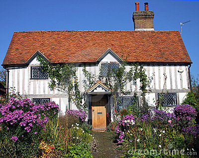 Pretty Timbered Cottage