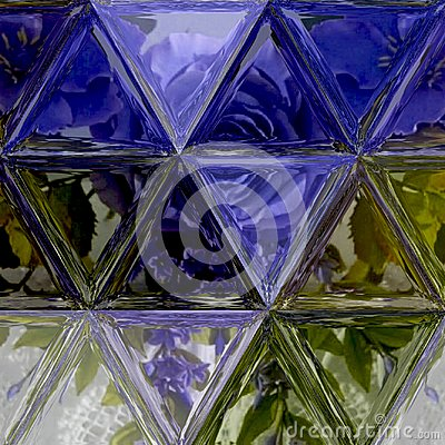 Free Pretty Triangle Purple, Green, Blue And White Background Effect Stained Glass Stock Image - 109632861