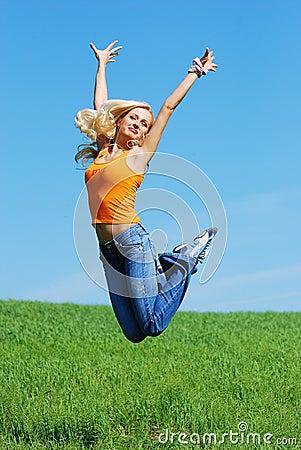 PRETTY WOMAN JUMP-2