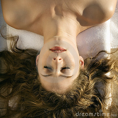 Free Pretty Woman Portrait. Stock Photo - 3181650