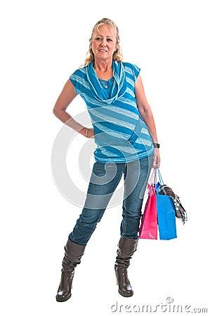Pretty Woman Shopper