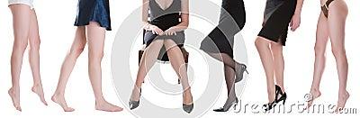 Pretty women legs