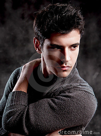 Free Pretty Young Man Stock Image - 11875491