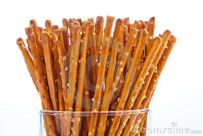 Pretzels as a snack