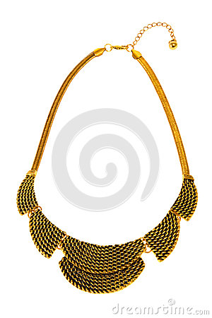 Preview necklace gold jewelry chain weaving women s
