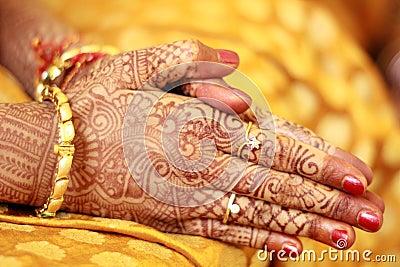 Prière de mariage
