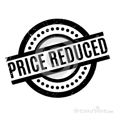 Free Price Reduced Rubber Stamp Stock Images - 87306314