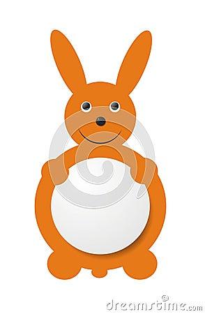price tag bunny