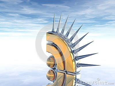 Prickles rss symbol