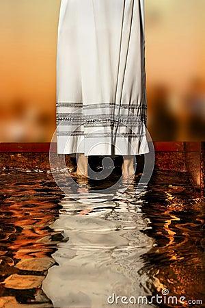 Priest s robe
