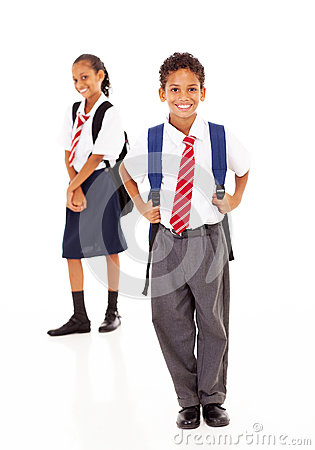 Gallery Indian School Students With Bag