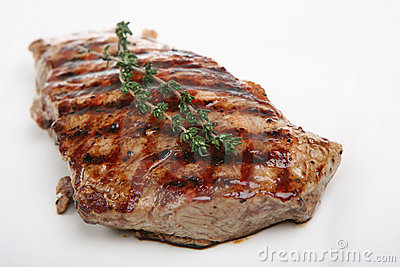 Prime Sirloin Steak