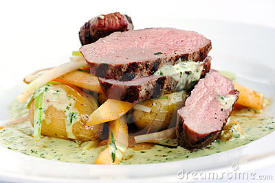 Prime veal