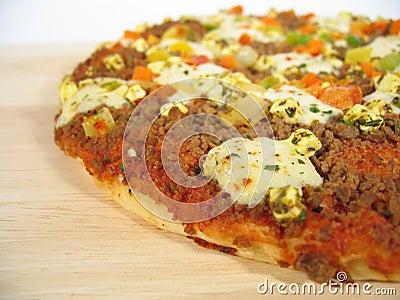 Primer de la pizza