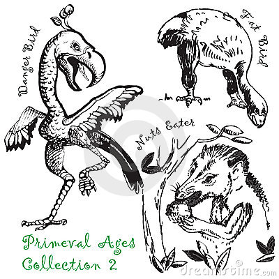 Primeval ages collection 2