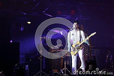 Prince Editorial Stock Photo