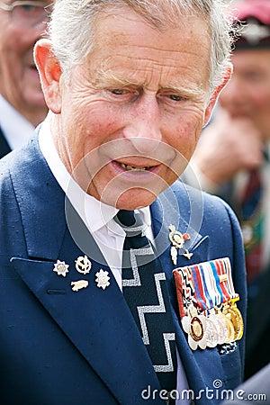 Free Prince Charles Stock Photos - 16542393