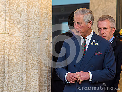Prince Charles Editorial Stock Image
