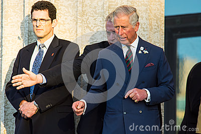 Prince Charles Editorial Photography