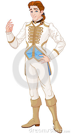Free Prince Charming Stock Photography - 84535252