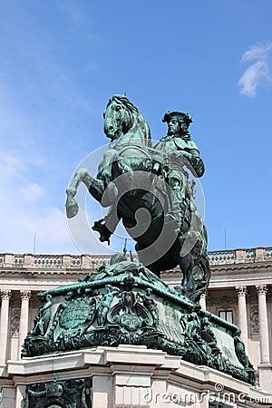 Prince Eugene statue