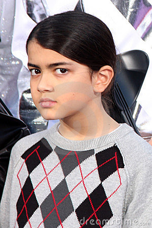 Prince Michael Jackson II, Blanket Jackson Editorial Stock Photo