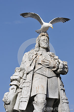 Free Prince Of Orange Statue Stock Images - 33960004