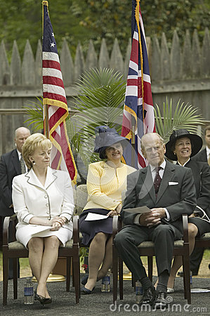 Prince Philip Editorial Image