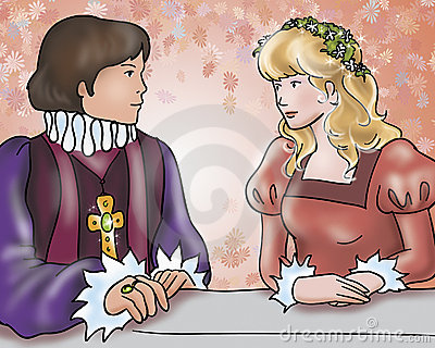 Prince and princess -Fairy tales