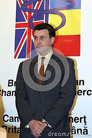 Prince Radu Editorial Photo