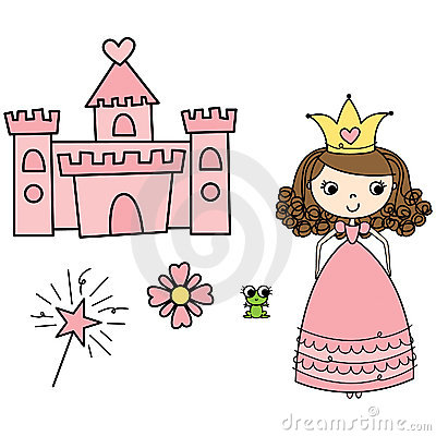 Free Princess Elements Stock Image - 11444871